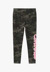 Converse - CAMO - Legging - shadow green - 2