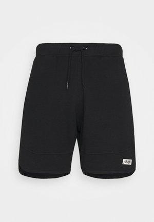 BOX LOGO HOOP  - Shorts - black