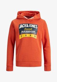 Jack & Jones Junior - Sweatshirt - burnt ochre - 0