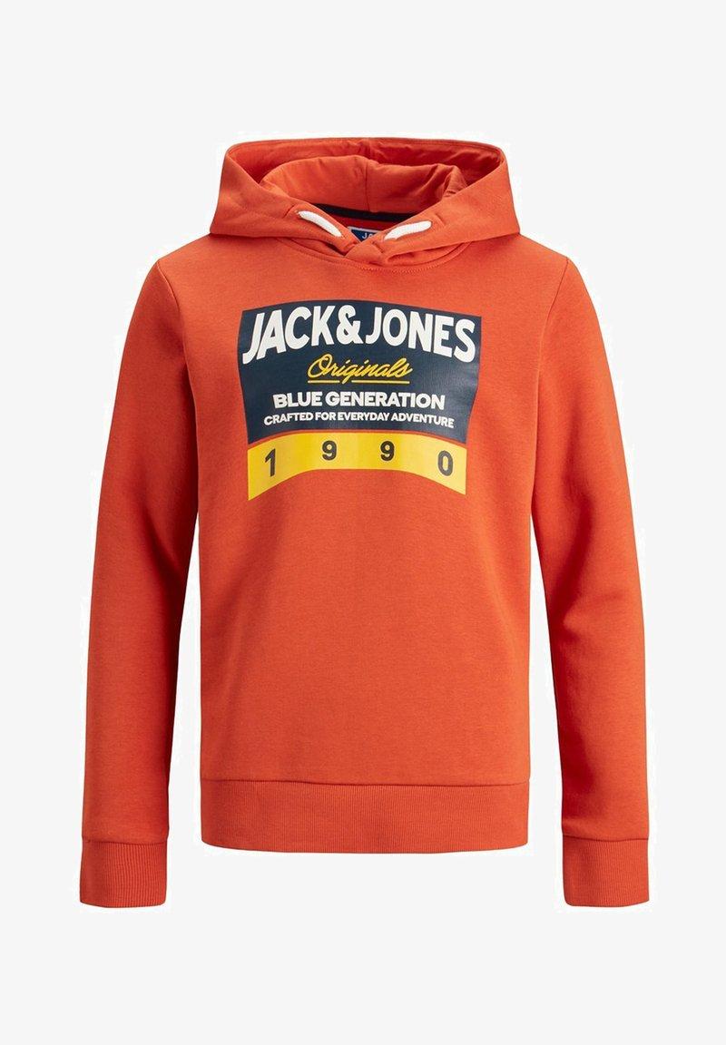 Jack & Jones Junior - Sweatshirt - burnt ochre
