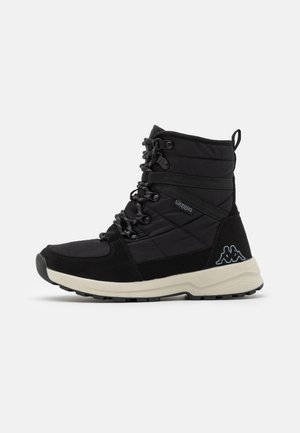 CABATO - Snowboots  - black/grey