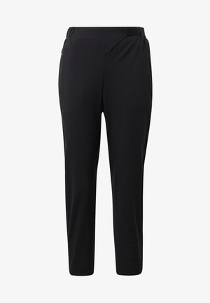 HIKE TECHNICAL HIKING PANTS - Tracksuit bottoms - black