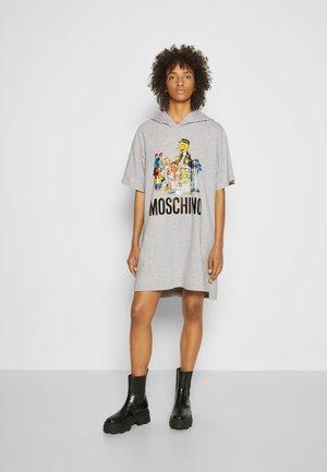 SESAME STREET DRESS - Jerseykleid - grey