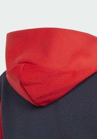 adidas Performance - Z.N.E. FULL-ZIP HOODIE - Zip-up sweatshirt - blue - 3