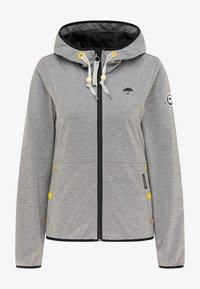 Schmuddelwedda - Outdoor jacket - mottled grey - 4