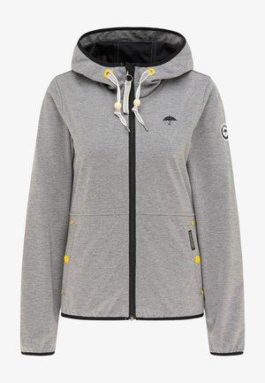 Outdoor jacket - mottled grey