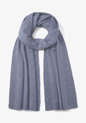 Scarf - fern blue