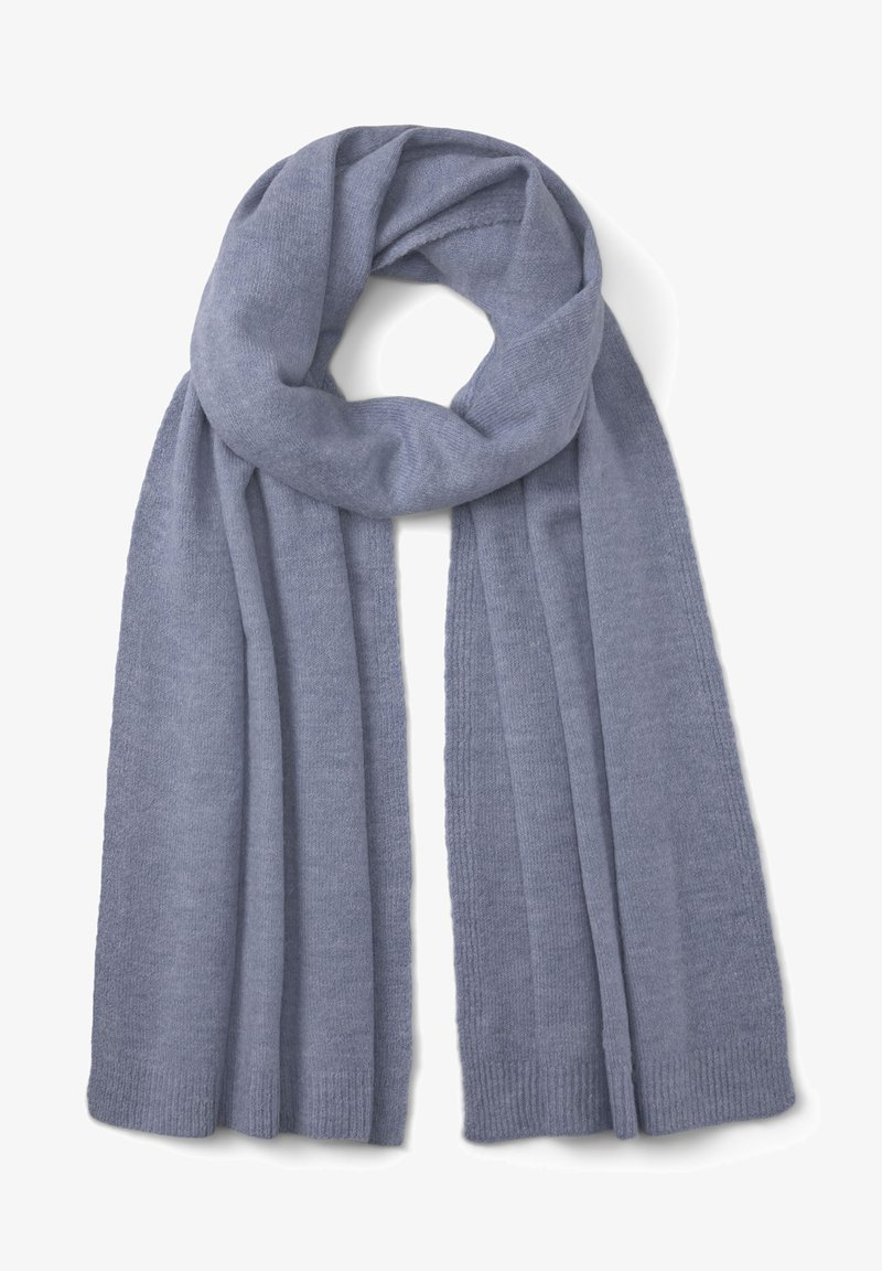 mine to five TOM TAILOR - Scarf - fern blue
