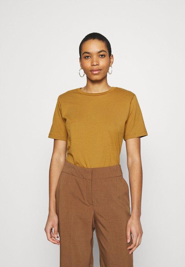 JORY TEE - Basic T-shirt - bone brown