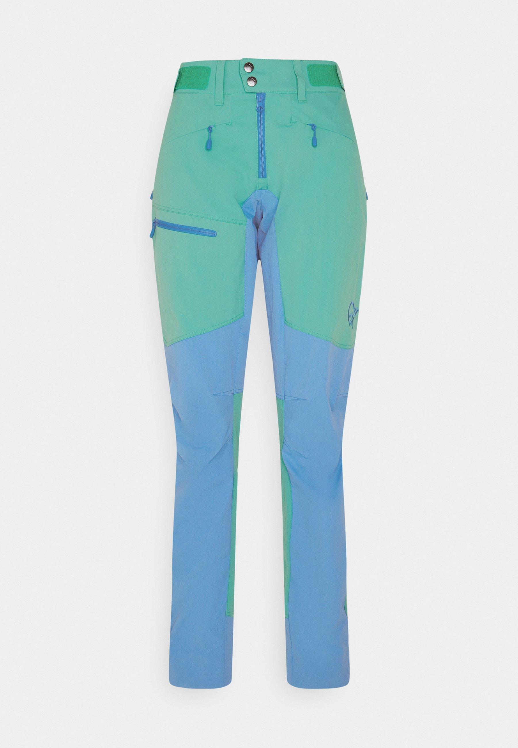 Donna FALKETIND FLEX1 HEAVY DUTY PANTS - Pantaloni outdoor