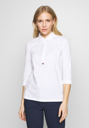 ENORA - Polo shirt - bright white