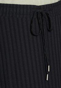 Esprit - SKIRT - Áčková sukně - black - 4