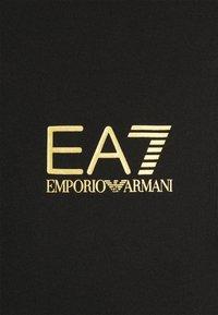 EA7 Emporio Armani - Sweatshirt - black/gold - 6