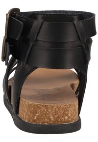 Blowfish Malibu - Platform sandals - black dyecut - 2