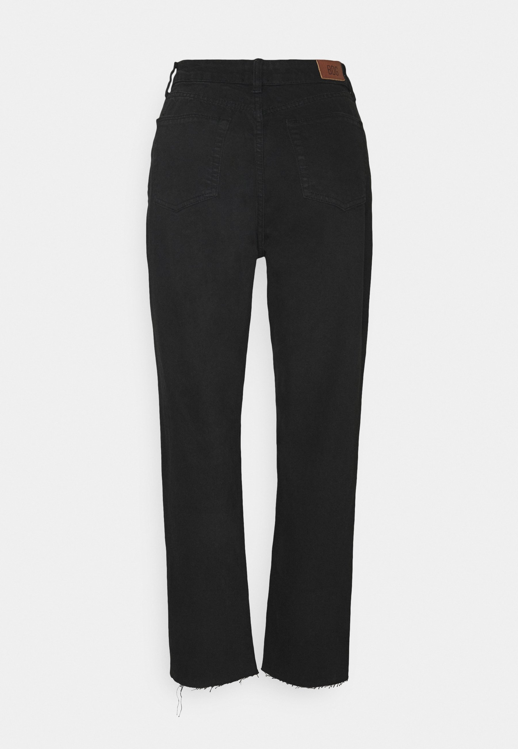 BDG Urban Outfitters PAX - Straight leg -farkut - clean black bMvzw