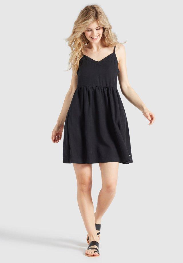 TRAMPY - Korte jurk - schwarz