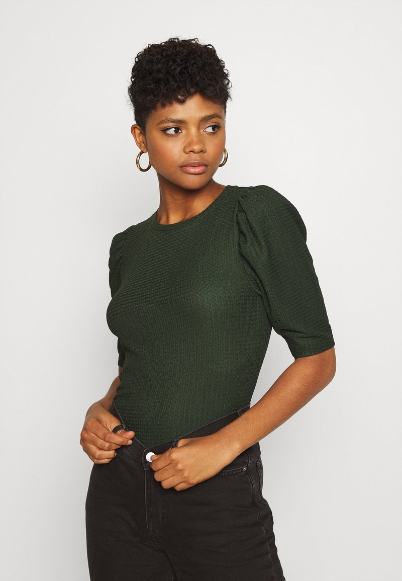 ONLY - ONLMANDY PUFF - Blouse - pine grove