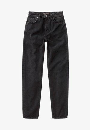 BREEZY BRITT - Jeans straight leg - black worn