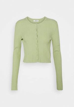 IRENE CARDIGAN - Cardigan - grün
