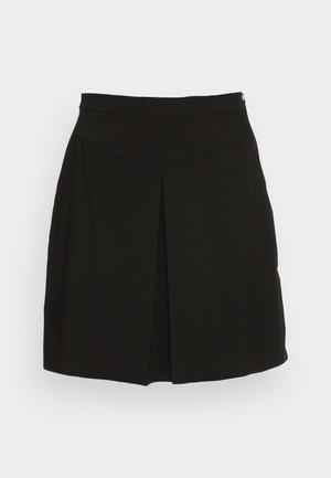 FORT NASHVILLE SKIRT - Mini skirt - black
