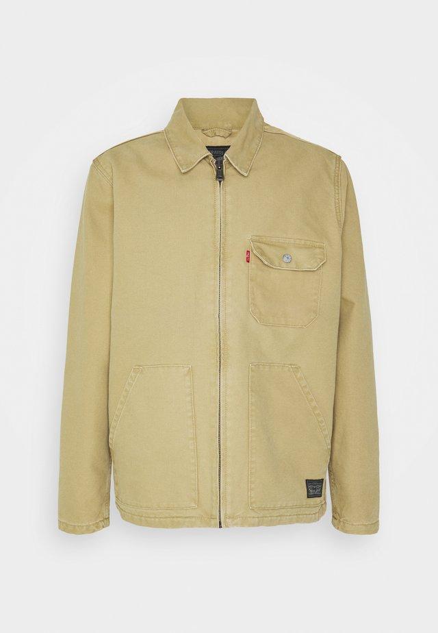 WALLER WORKER  - Light jacket - harvest gold