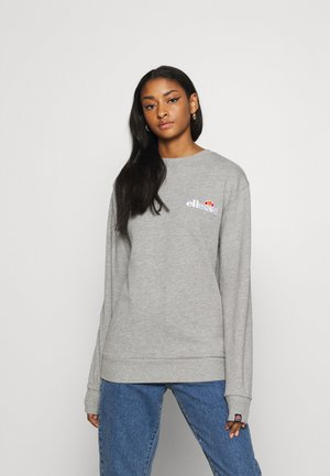 TRIOME - Sweater - grey marl