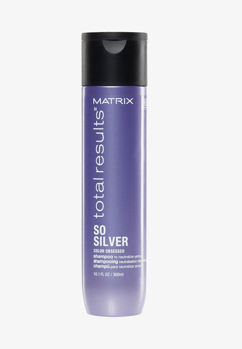Matrix - TOTAL RESULTS SO SILVER SHAMPOO - Shampoing - -