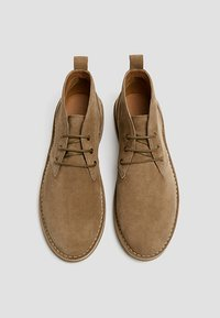 PULL&BEAR - Lace-ups - brown - 5