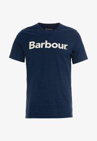 Barbour - Triko spotiskem - new navy - 3