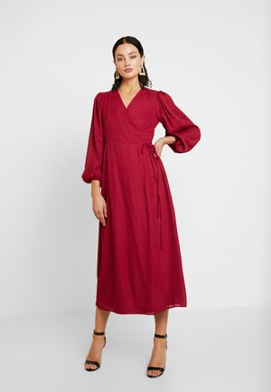 Occasion wear - dark red