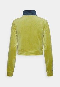Jaded London - Zip-up sweatshirt - green/blue - 1