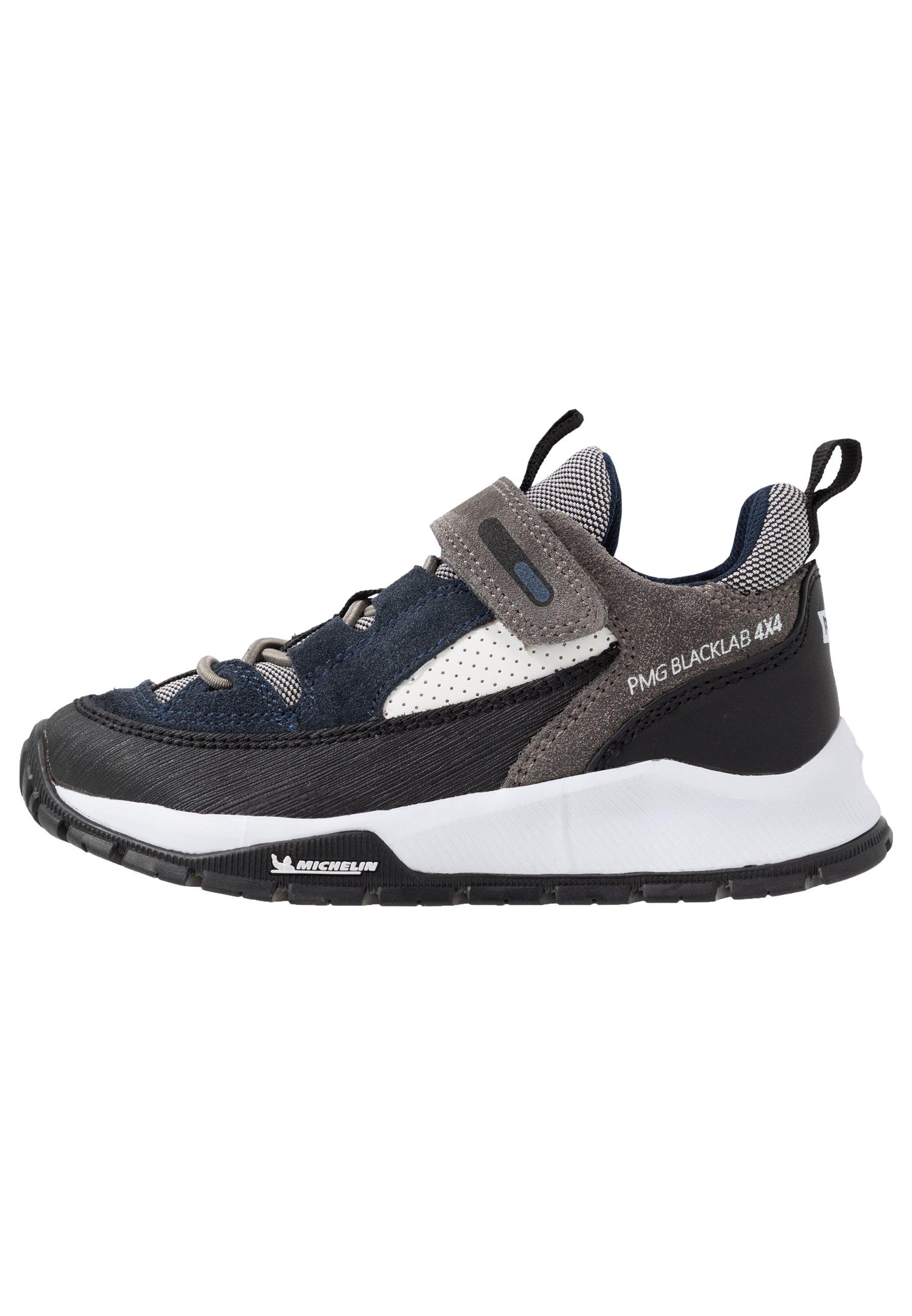 LAB - Zapatillas - navy/grigio/nero