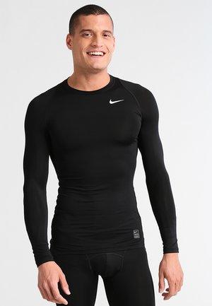 PRO DRY - Undershirt - black/dark grey/white