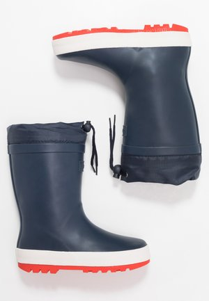 CLASSIC GOLLY - Wellies - red/peacoat
