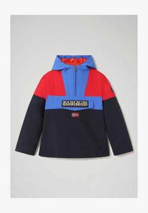 RAINFOREST COLOUR BLOCK - Light jacket - blu marine