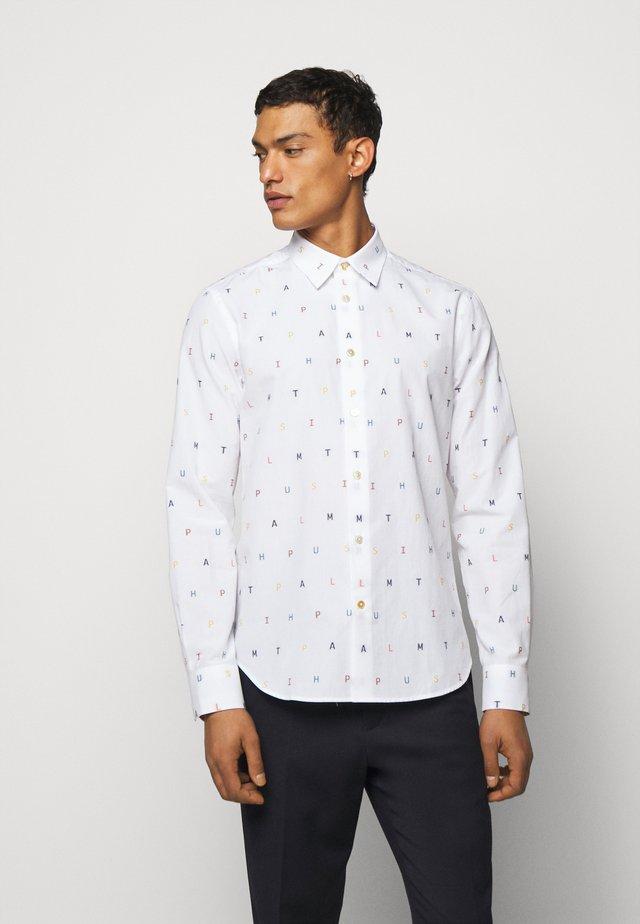 GENT - Koszula - white