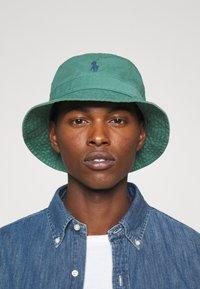 Polo Ralph Lauren - BUCKET HAT UNISEX - Hat - seafoam - 0