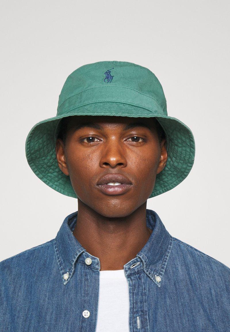Polo Ralph Lauren - BUCKET HAT UNISEX - Hat - seafoam