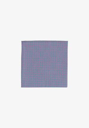 EINSTEIN - Mouchoir de poche - grau/pink