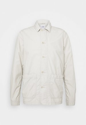 CHORE JACKET - Summer jacket - fresh praline
