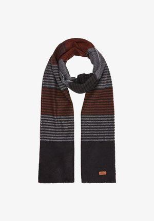 Scarf - black stripes