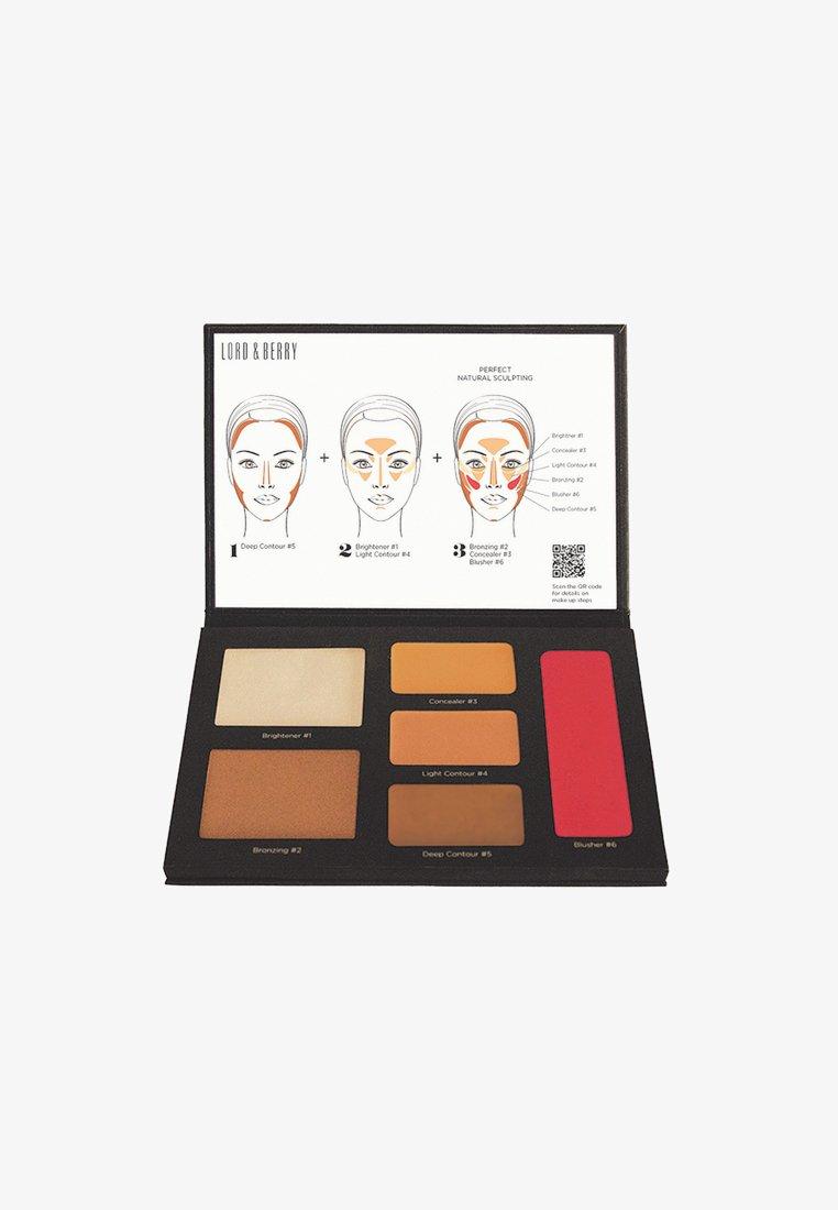 Lord & Berry - CONTOUR PALETTE - Face palette - neutral