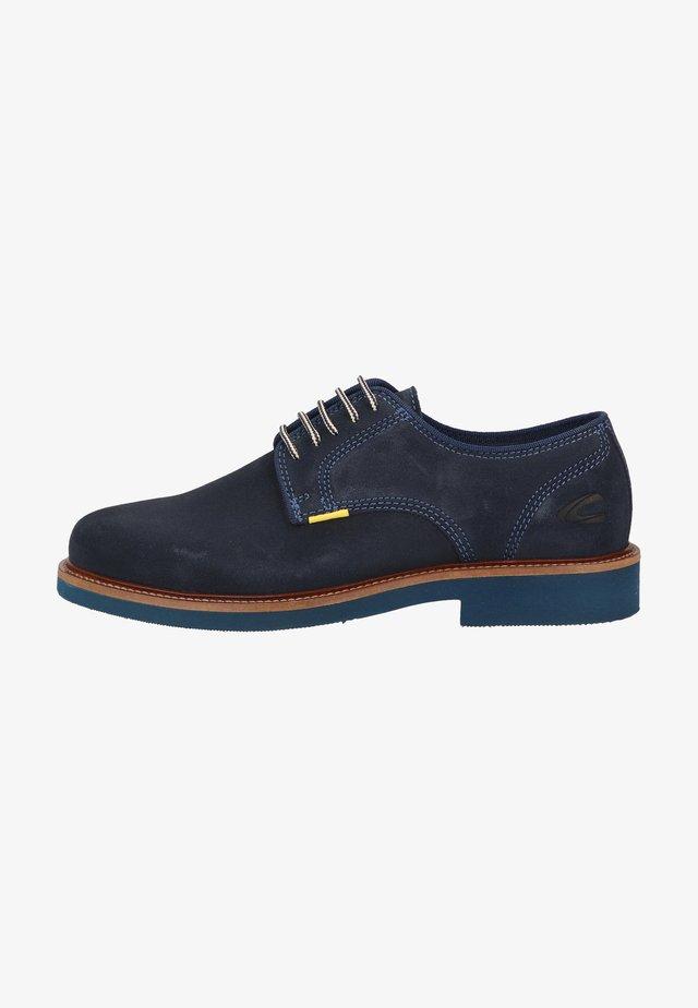 Veterschoenen - navy blue