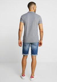 G-Star - 3301 1\2 - Denim shorts - medium aged - 2
