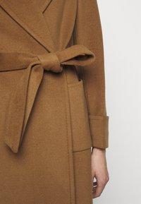 Lauren Ralph Lauren - Płaszcz wełniany /Płaszcz klasyczny - new vicuna - 8