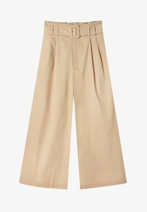 01166190 - Trousers - beige