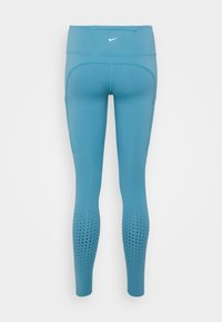 Nike Performance - EPIC LUXE - Tights - cerulean/reflective silver - 6