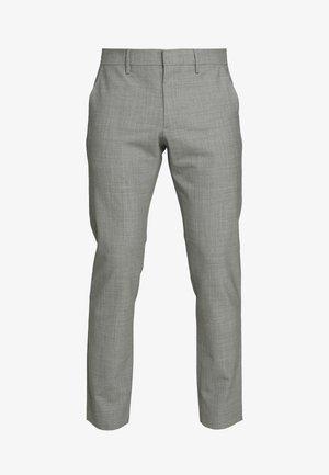 THEO - Jakkesæt bukser - grey