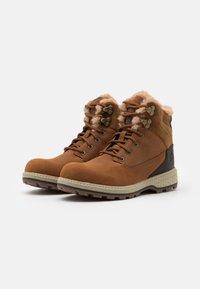 Jack Wolfskin - JACK WT MID  - Winter boots - cognac/mocca - 1