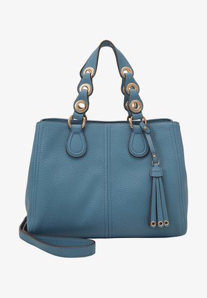 SATCHEL - Sac à main - blue